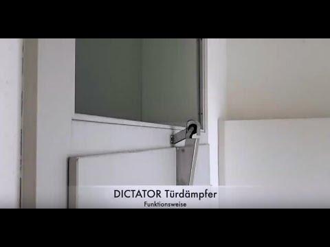 DICTATOR Türdämpfer Funktionsweise
