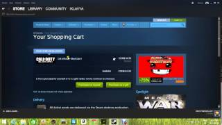 how to buy / install steam games !
