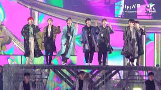 [MMA X 1theK] BTS Fancam _ Intro + IDOL(방탄소년단 직캠)