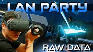 VR Katana PVP Duels - Raw Data