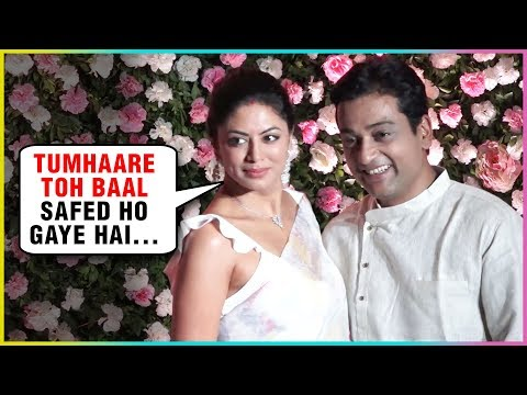 Kavita Kaushik MAKES Fun Of Reporter At Kapil Shar