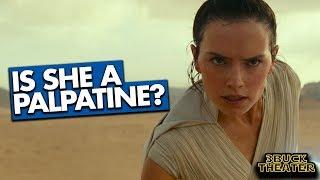 Was Rey always a Palpatine?