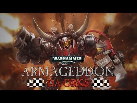 Warhammer 40,000: Armageddon - Da Orks - Trailer thumbnail