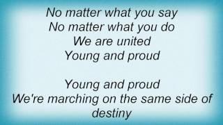 Ace Of Base - Young And Proud Lyrics