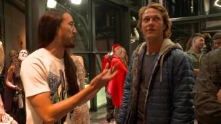 Point Break: Behind the Scenes Movie Broll & Stunts - Remake, Action Sports