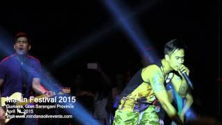 6Cyclemind Live at Mahin Festival 2015 - Sandalan