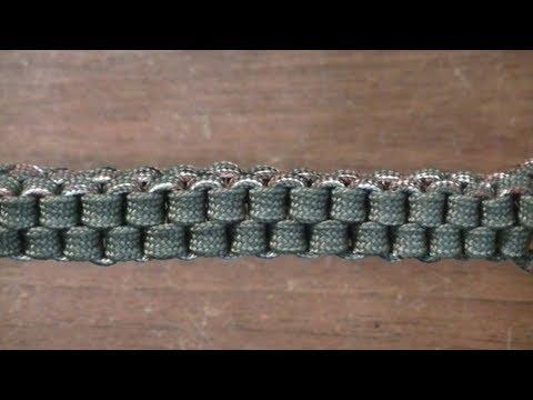 , title : 'плетение из паракорда темляк'