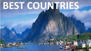 Top 10 Best Countries To Live In The World - Quality of life, Job, Raise Kids