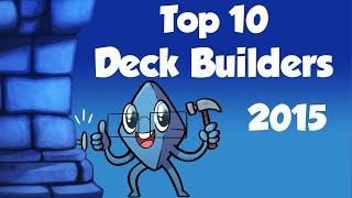Top 10 Deckbuilding Games