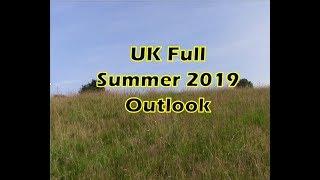 Is Summer 2019 an another scorcher?  -  UK Summer 2019 outlook