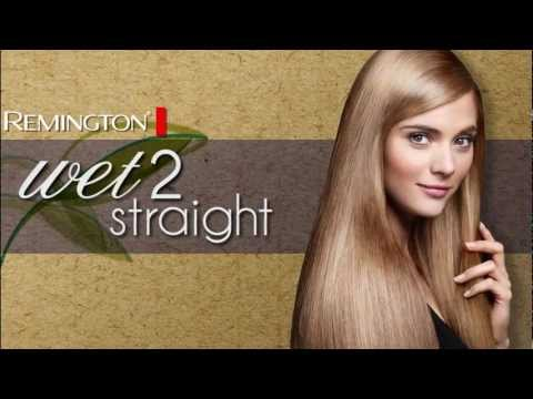 The *NEW* Remington 1 Wet 2 Straight with Soy Hydra Complex