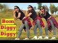 Bom Diggy Diggy  Dance Cover By Rekha Patni  Sonu ki Titu ki Sweety Zack Knight Jasmin Walia