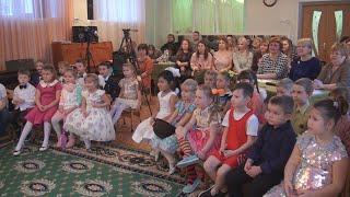 ТВЭл - Городской конкурс юных чтецов прошел на базе детского сада №39. (17.12.18)