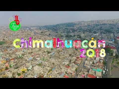 Feria Metropolitana Artesanal y Cultural de Chimalhuacán 2018