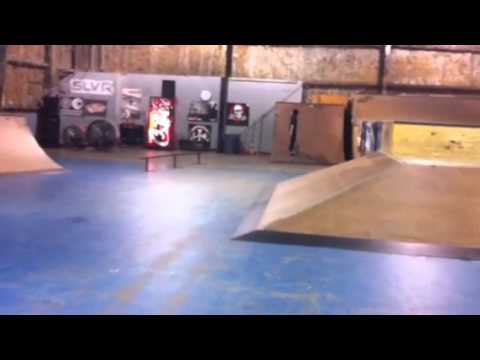 30 minutes at holy roller skatepark