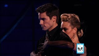 Brant Daugherty & Peta | DWTS | LIVE 10-21-13
