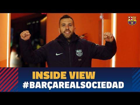 BARÇA 2-1 REAL SOCIEDAD | Behind the scenes