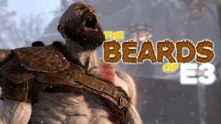 The 10 Spectacular Video Game Beards of E3 by IGN