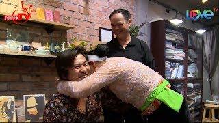 Hà Việt Dũng xúc động khi bố mẹ lặn lội từ Hòa Bình vượt hàng ngàn km vào thăm 😍