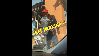 HOW TO GET FREE PARKING IN DOWNTOWN LA (PARKING METER)