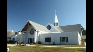 Seaside United Methodist Church Blended Worship, November 22, 2020