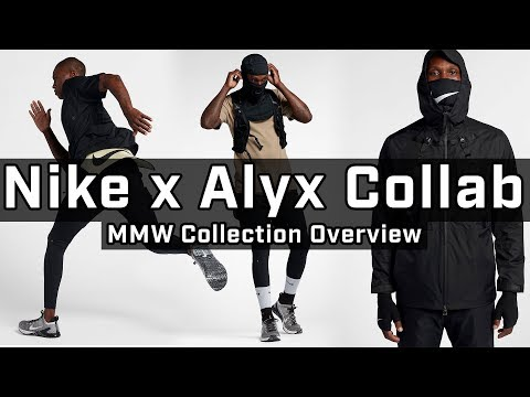 Initial Impressions of EVERY PIECE from Nike x MMW FW18
