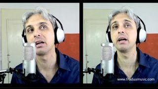 How to Sing If I Fell Vocal Cover Harmony Lesson Tutorial