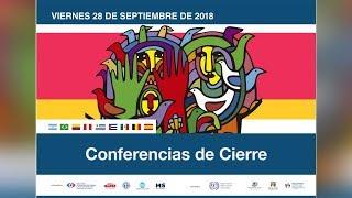 Conferencias de cierre del 3º Congreso Internacional Sindical Amb.Trabajo Libres de Violencia