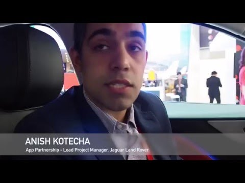 Jaguar Land Rover: Incontrol Touch Plus System hands-on at MWC16