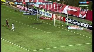 Vitória 2 x 1 Santa Cruz