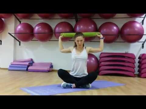 Powiększenie piersi z ćwiczeń