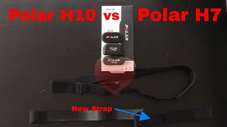 Polar H10 vs H7 - The Battle of the Heart Rate Monitors