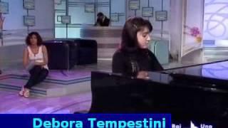 Debora a 'Festa Italiana' su  RAI 1