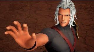 Kingdom Hearts III - Terranort & Vanitas Boss Fight No Damage (Proud Mode)