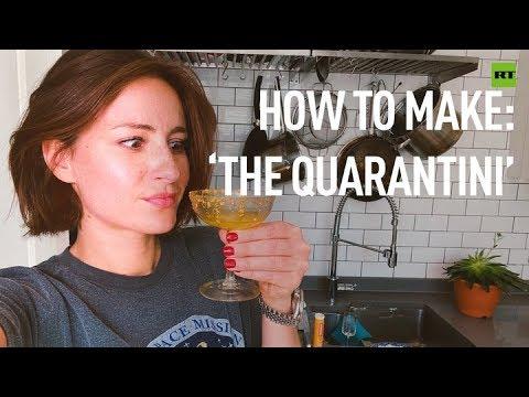 A chatkocsmák kedvenc itala a quarantini, de vannak karantén főzőshow-k is – közös vacsorákkal az elszigeteltség ellen