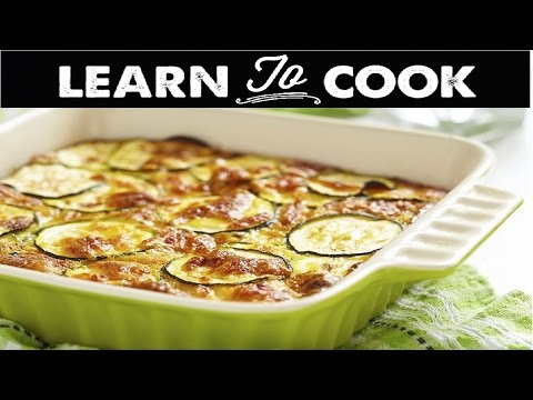 Video How to Cook Baked Zucchini