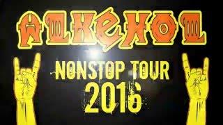 Alkehol non stop tour jaro 2016