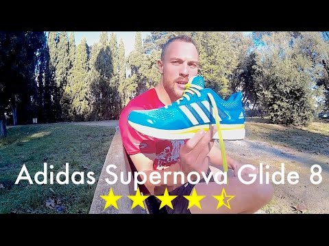 Test Adidas Supernova Glide 8 - la bonne surprise