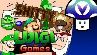 [Vinesauce] Vinny - Shitty Luigi Games