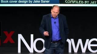 TedX Talk by Sideline Ink Publisher Jay C. Rehak