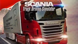 SCANIA TRUCK DRIVING SIMULATOR:The Game 2 - ПАРКОВКА ЗАДОМ