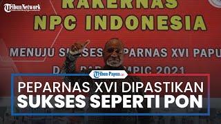 Peparnas XVI Papua Dipastikan Sukses Seperti PON XX Papua, Doren: untuk Infrastruktur Sudah Siap
