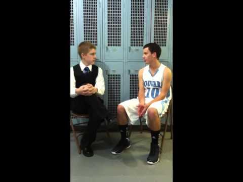 Preseason interview with Ryan Gysin