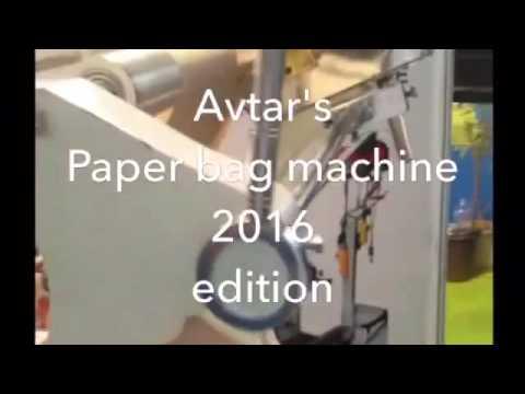 Bag Making Machine