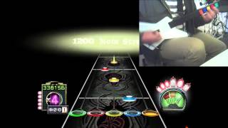 "Guitar Hero 3 - Dragonforce ""Three Hammers"" 100% FC"