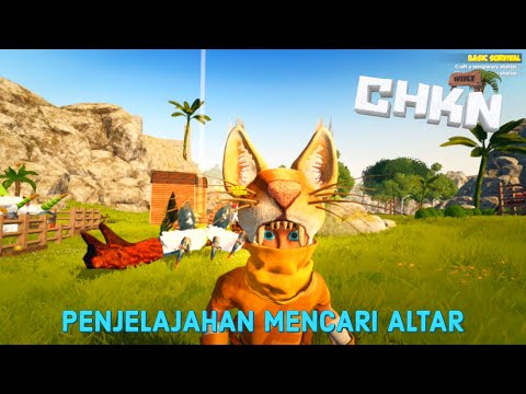 MARI KITA MENJELAJAH LAGI untuk MENCARI ITEM2 BARU!!  #9   CHKN Indonesia