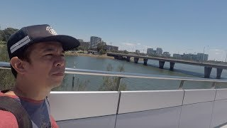 How To Arrive In Sydney International Airport, The Cheap Way.