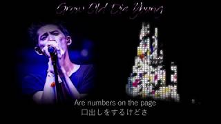 ONE OK ROCK  Grow Old Die Young【歌詞・和訳付き】Lyrics