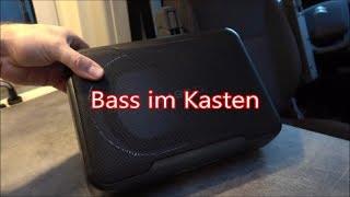 Clever Runner 636 #18 - Bass im Kasten - Supereinfacher Subwoofereinbau