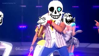 That Feel When You Spare Sans
